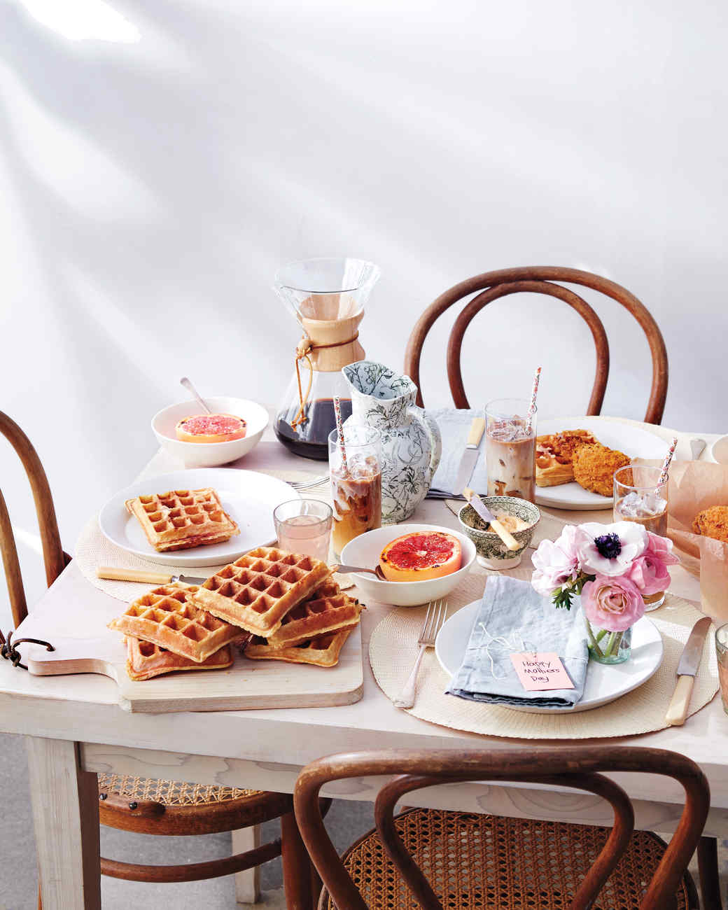 A Southern-Inspired Mother's Day Brunch