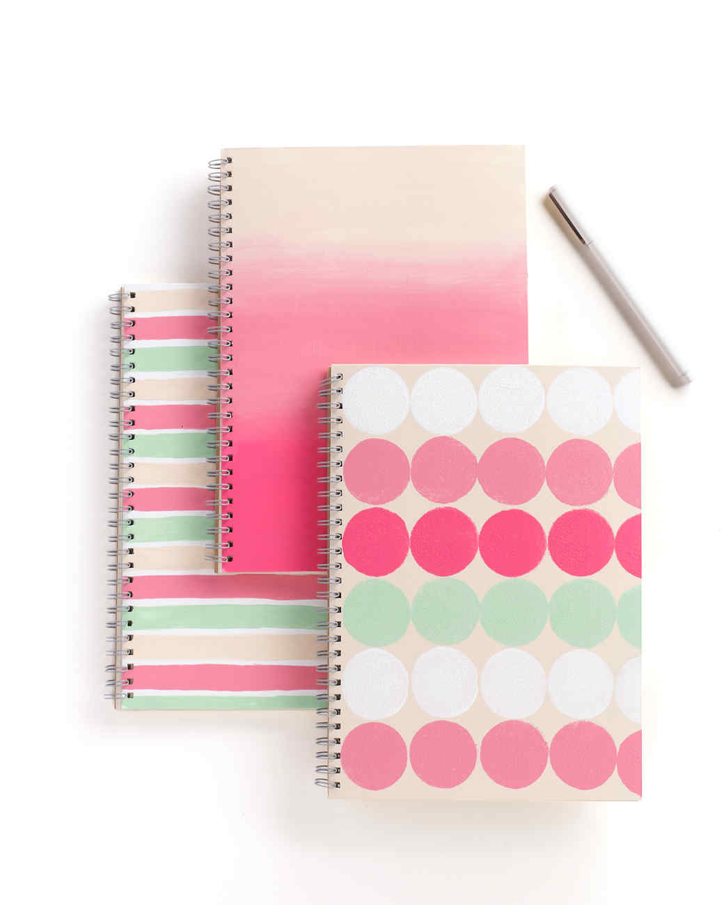 Painted Notebooks