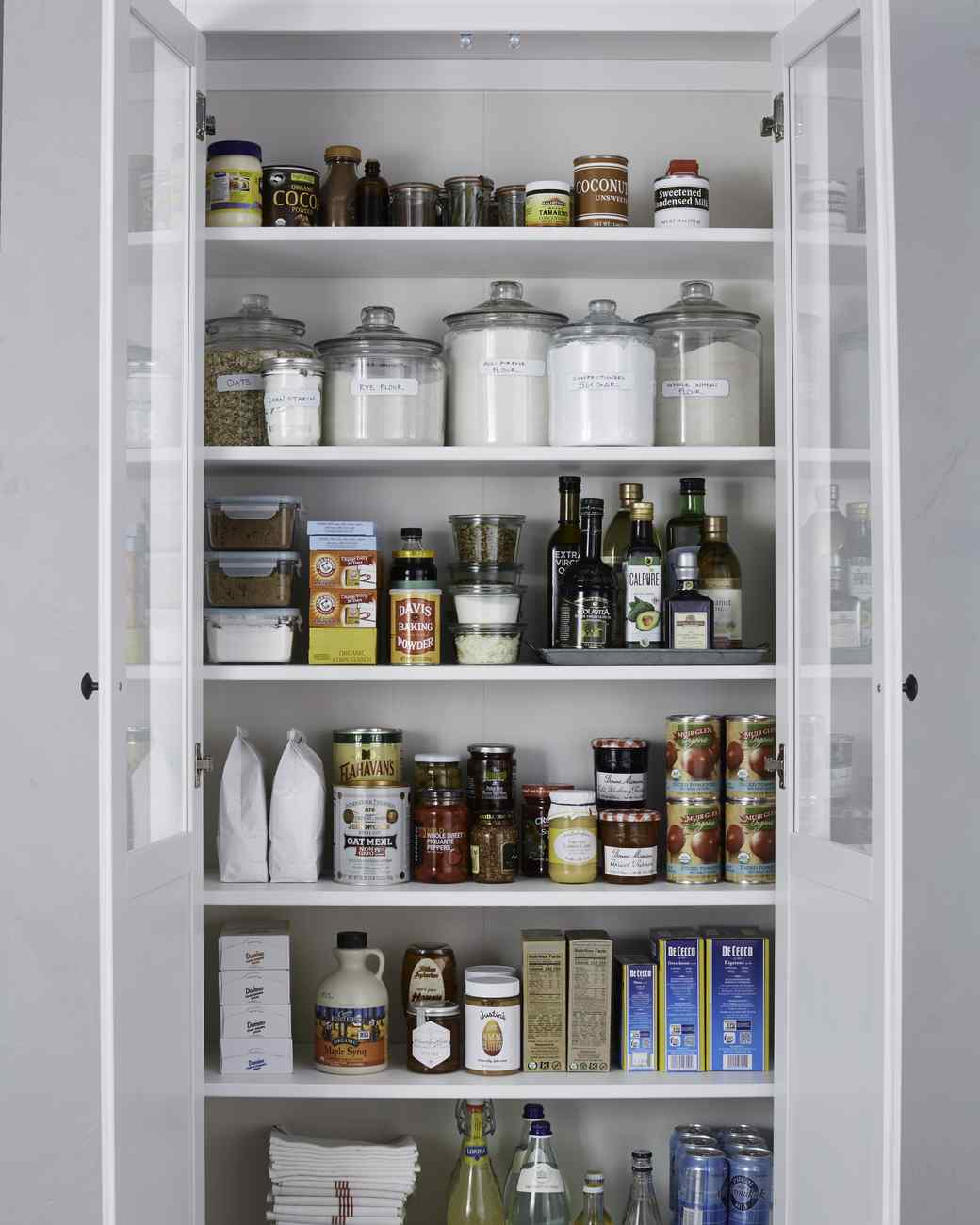 Effective Pantry Shelving Designs For Well Organized: Small Kitchen Storage Ideas For A More Efficient Space
