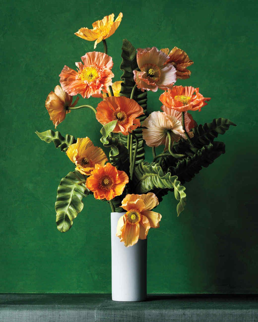 Winter Flower Arrangements · Blooming Beauties