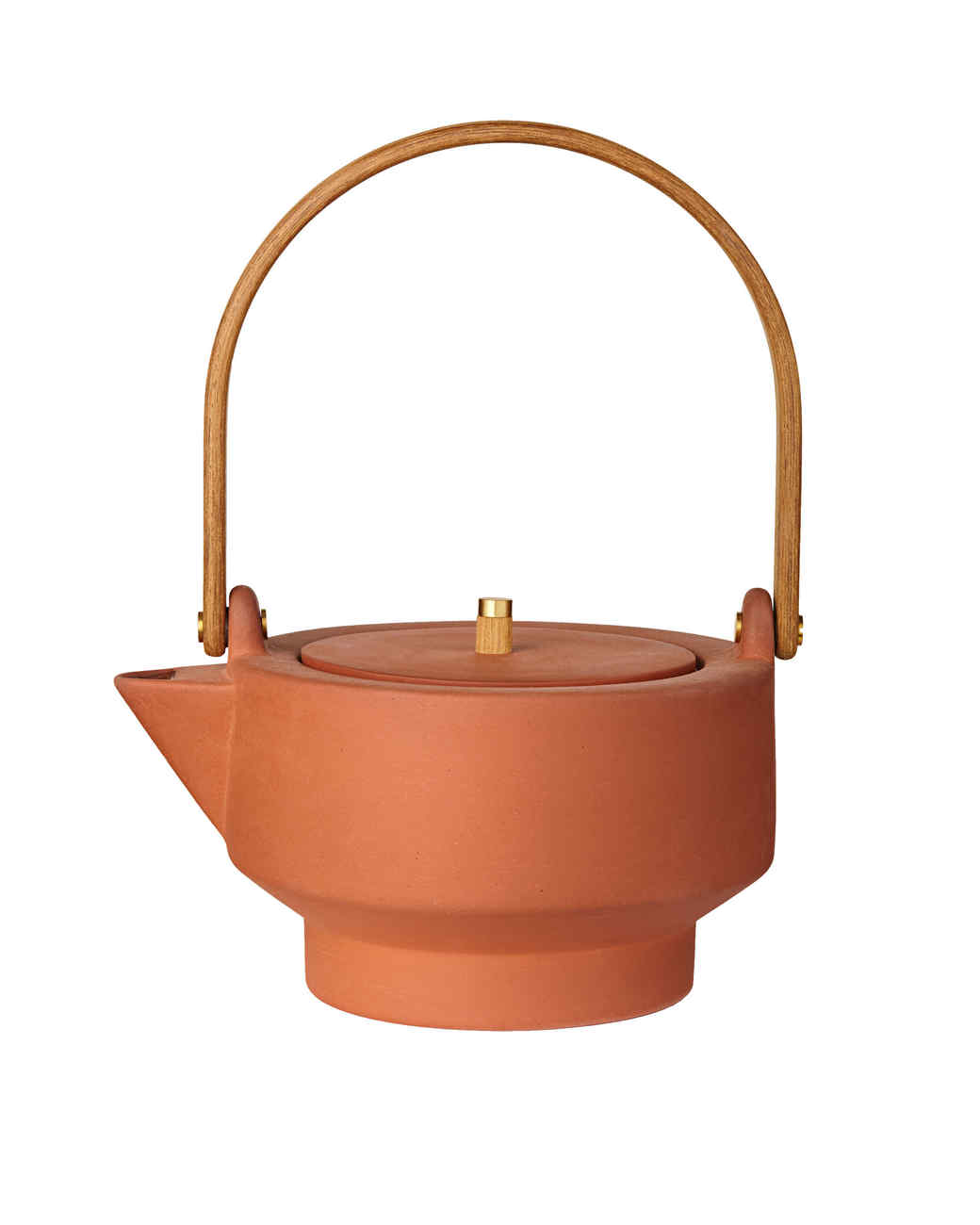 terra cotta teapot gift guide 2017 kitchen
