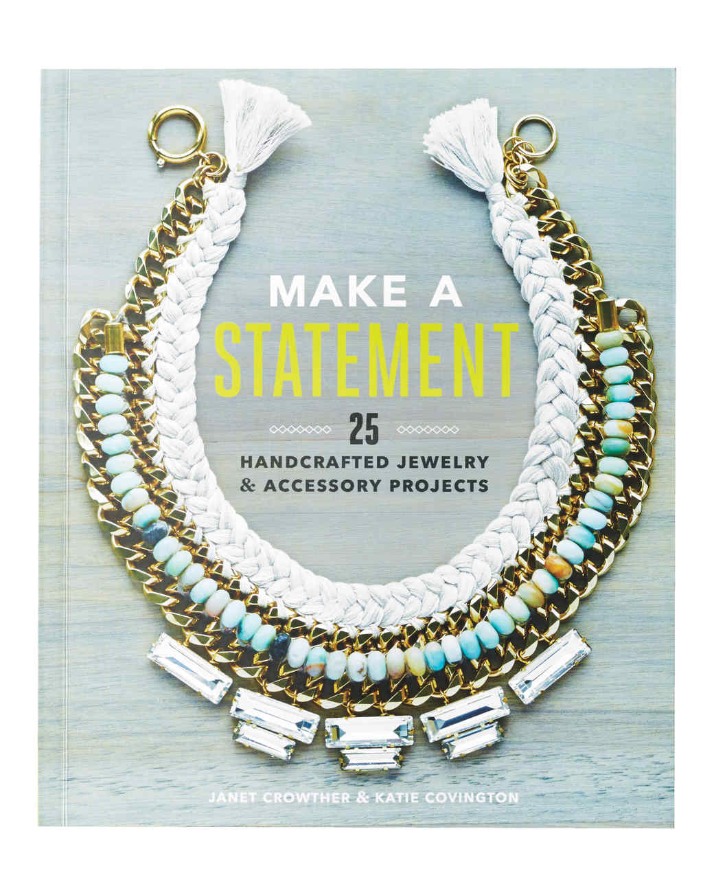 DIY Jewelry: Beaded Necklaces Make the Chicest Links | Martha Stewart