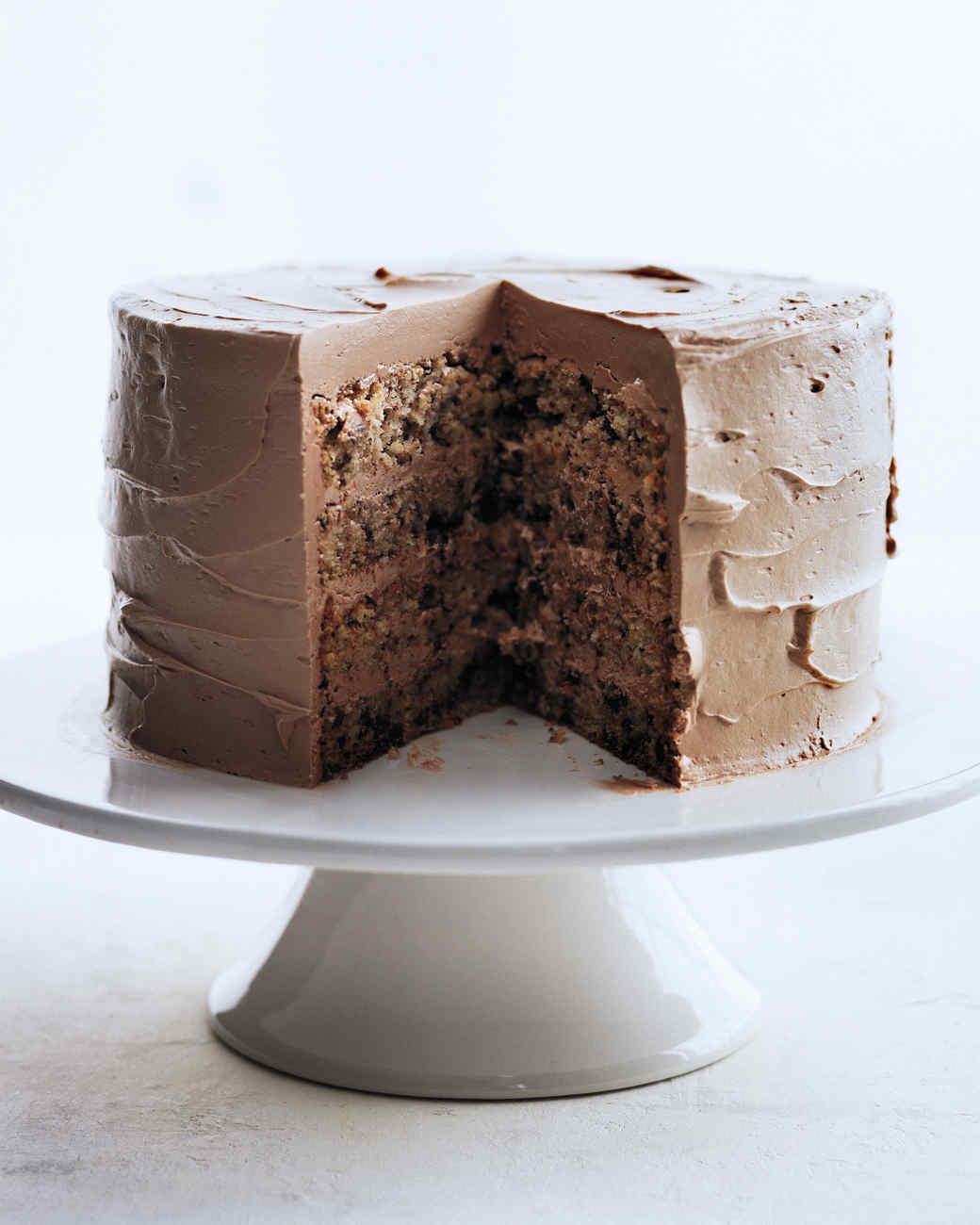 Martha stewart german chocolate cake recipe frosting