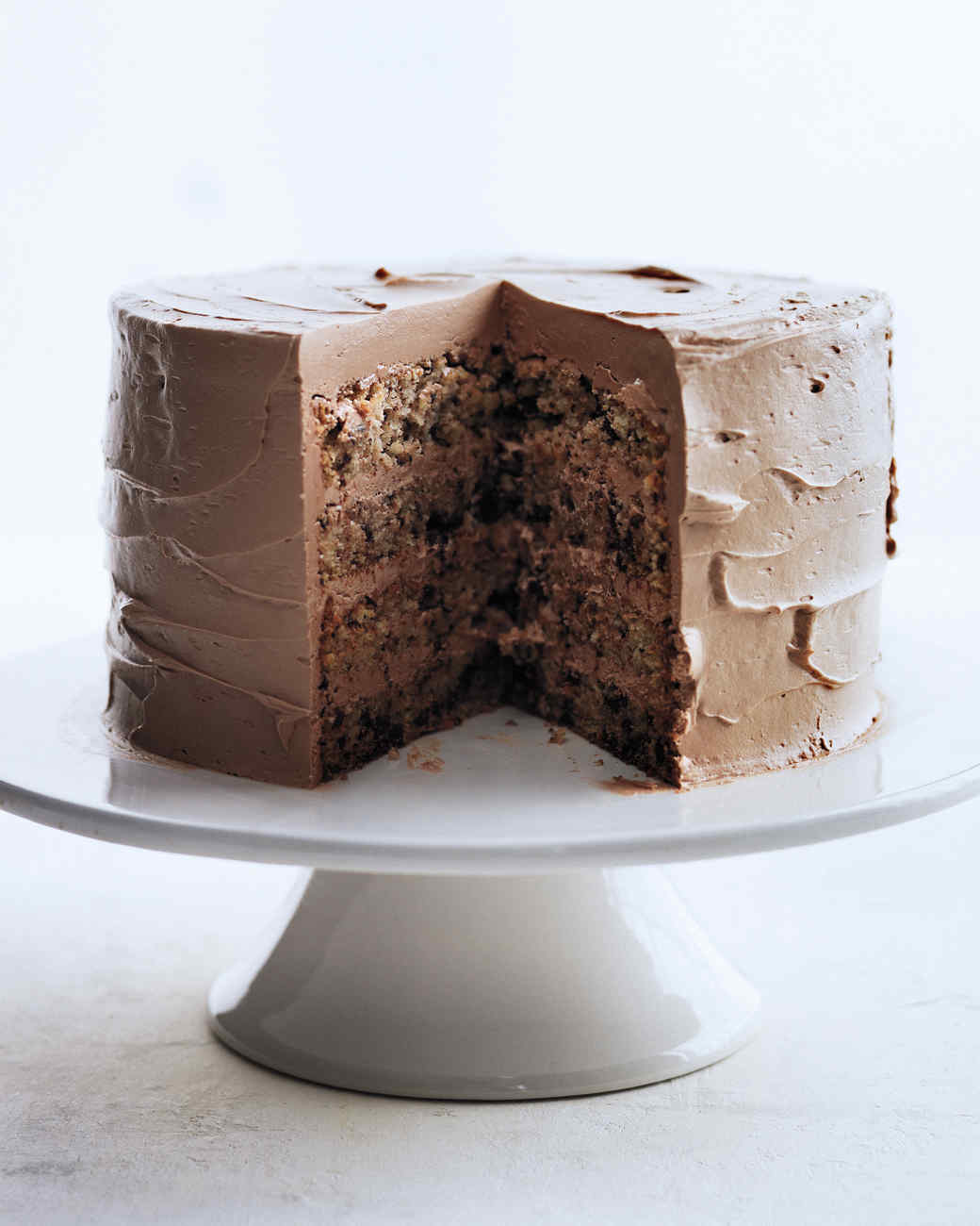 Chocolate Layer Cake With Milk Chocolate Frosting Recipes ...