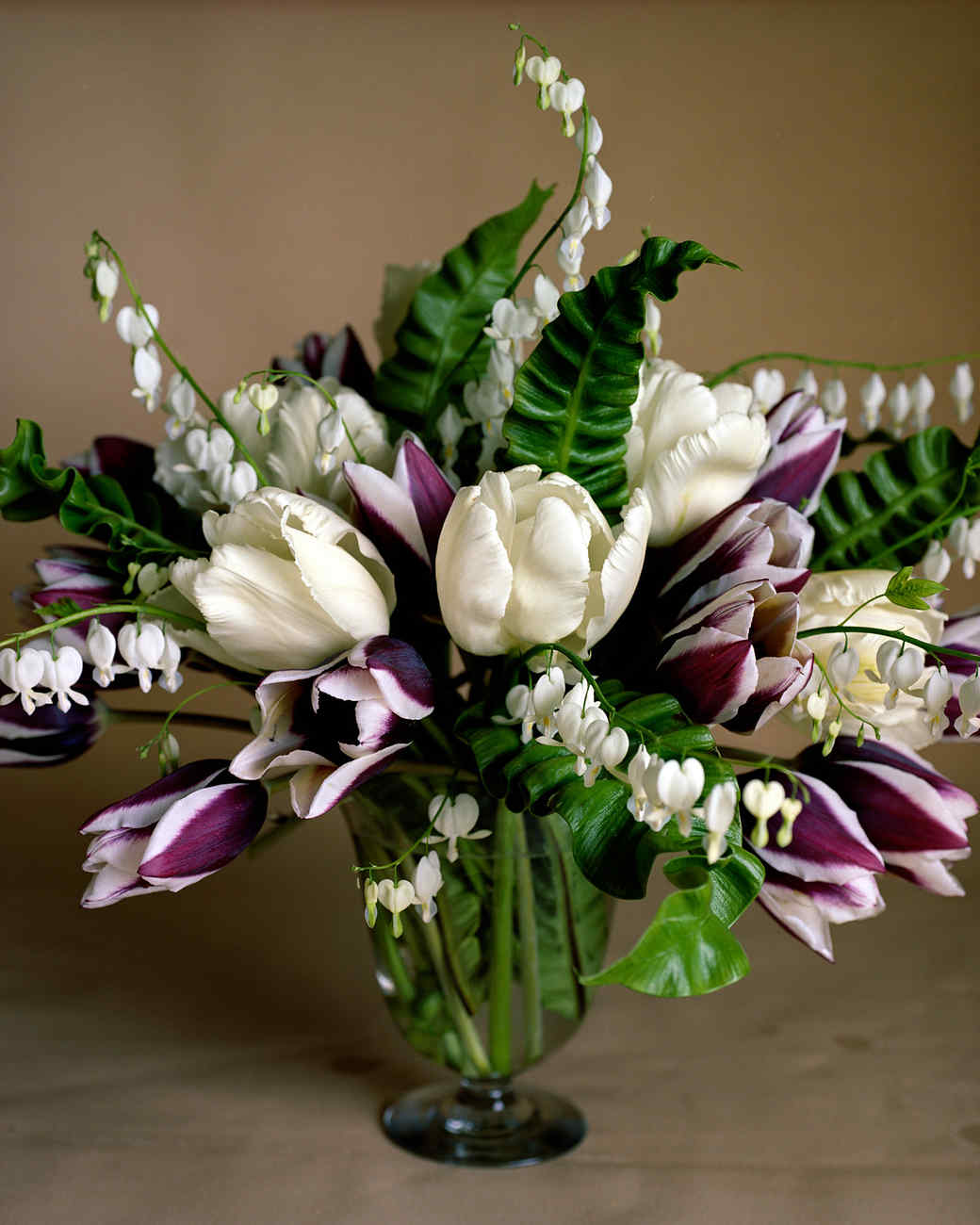 tulip arrangements martha stewart