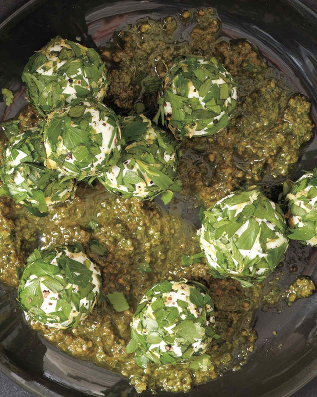 Slimy Bog Balls