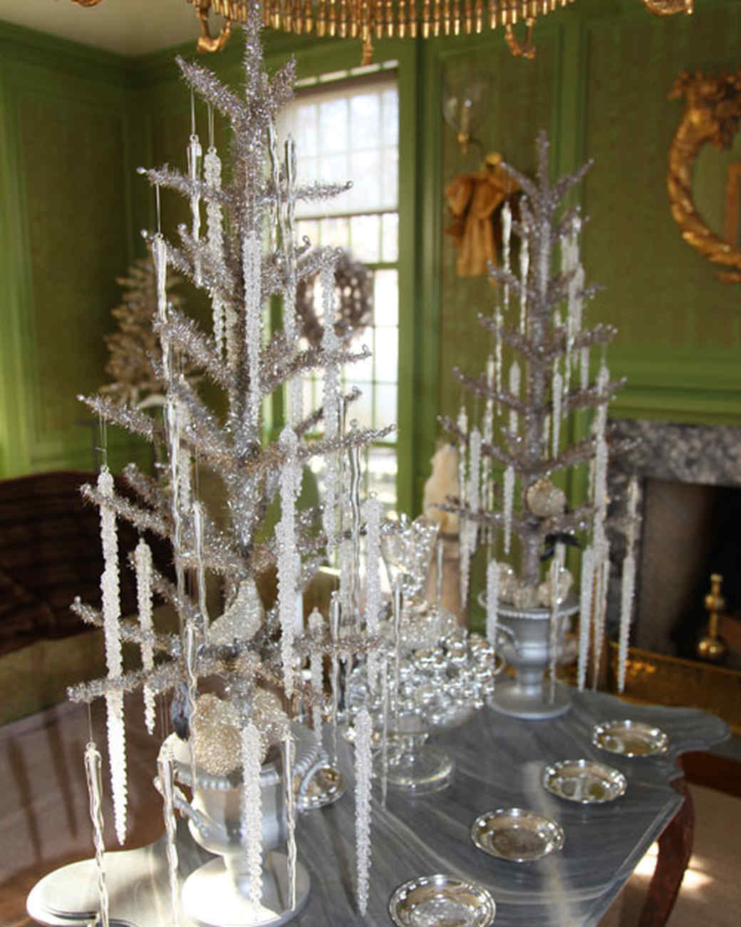 Amazing Holiday Decorations Ideas Part - 11: Martha Stewart