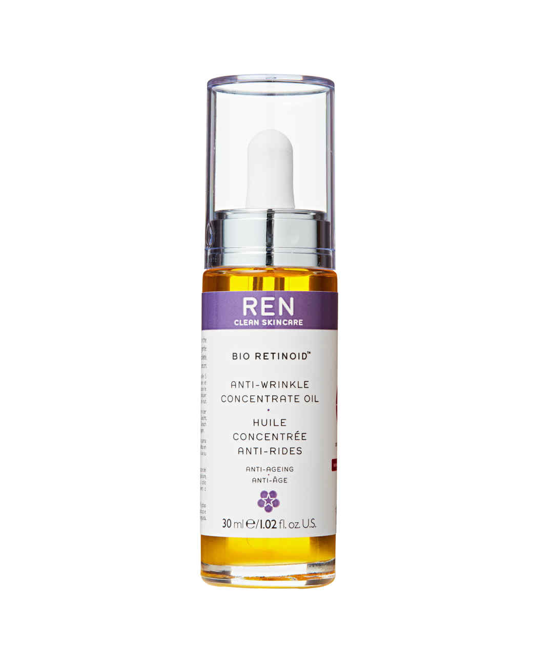 anti wrinkle concentrate oil natural beauty product