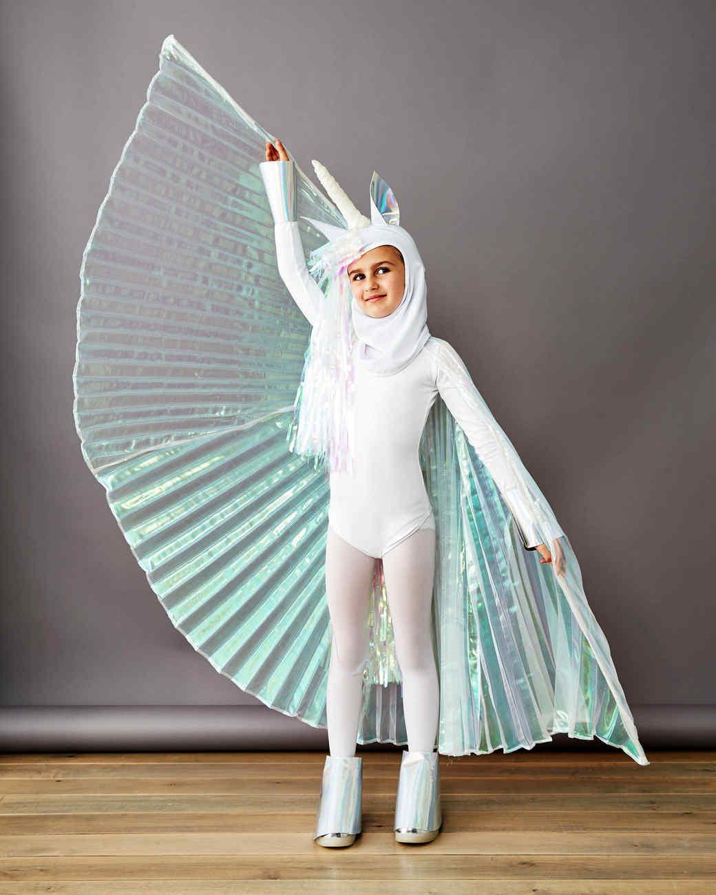 Pegasus Unicorn Costume Martha Stewart