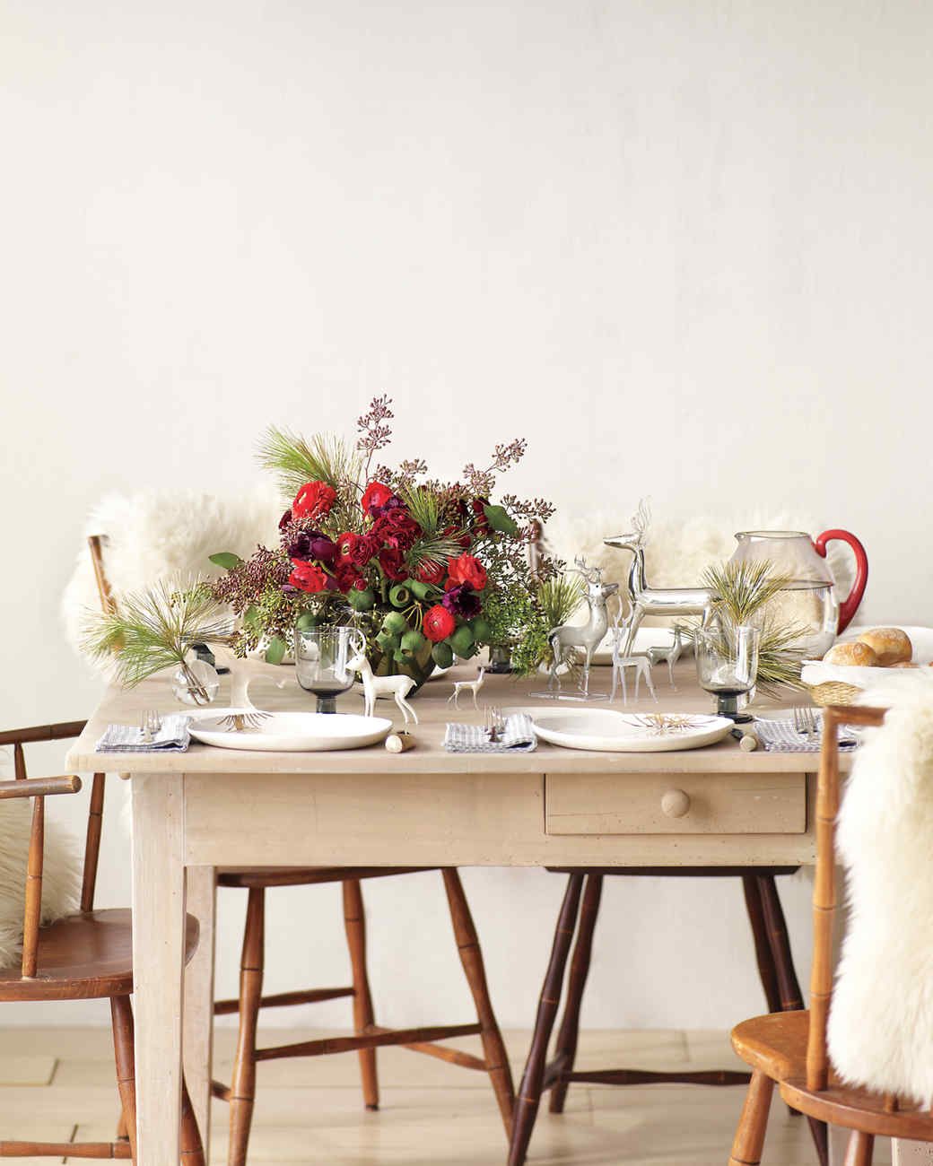 Winter Flower Arrangements | Martha Stewart