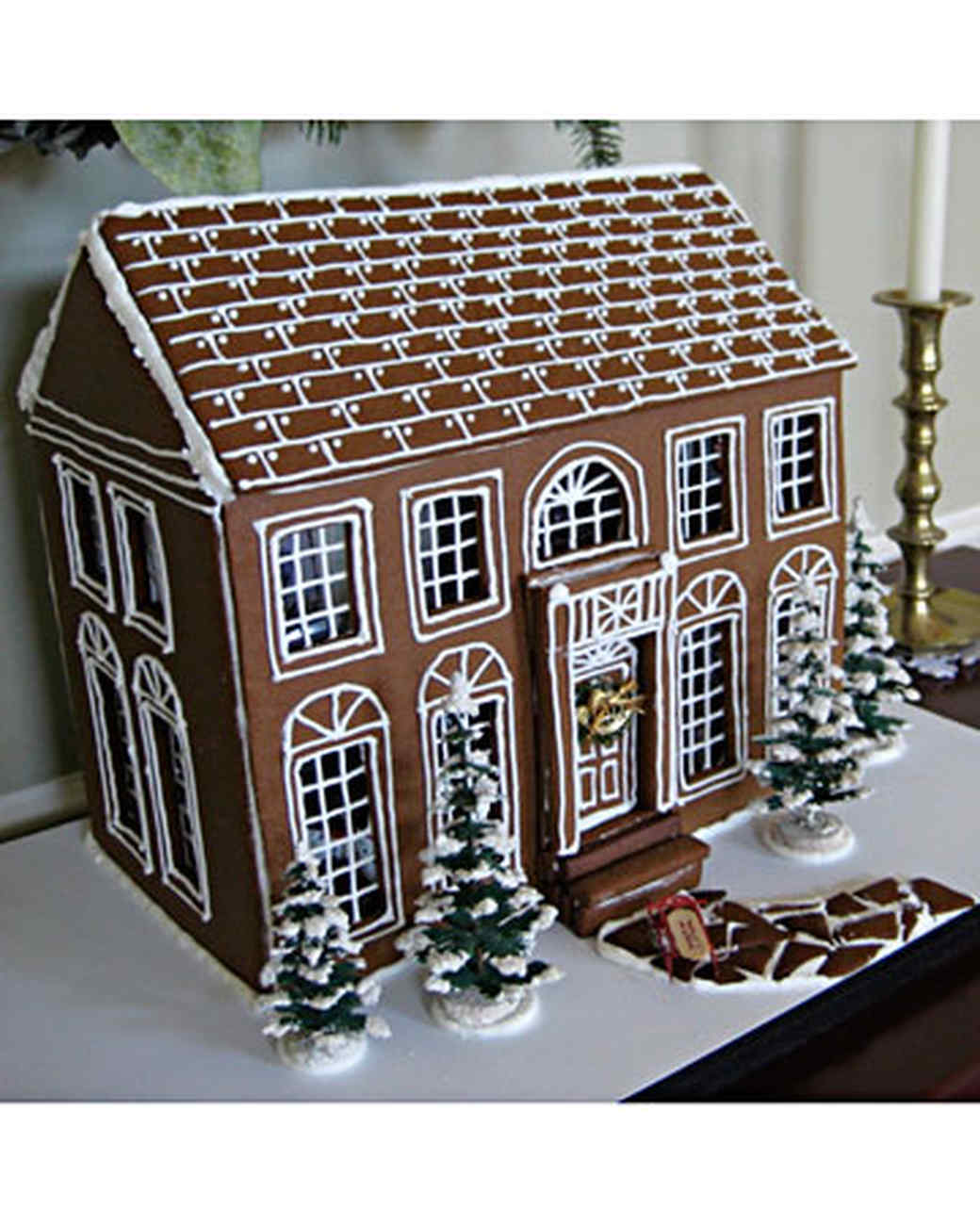 Your Best Gingerbread Houses | Martha Stewart