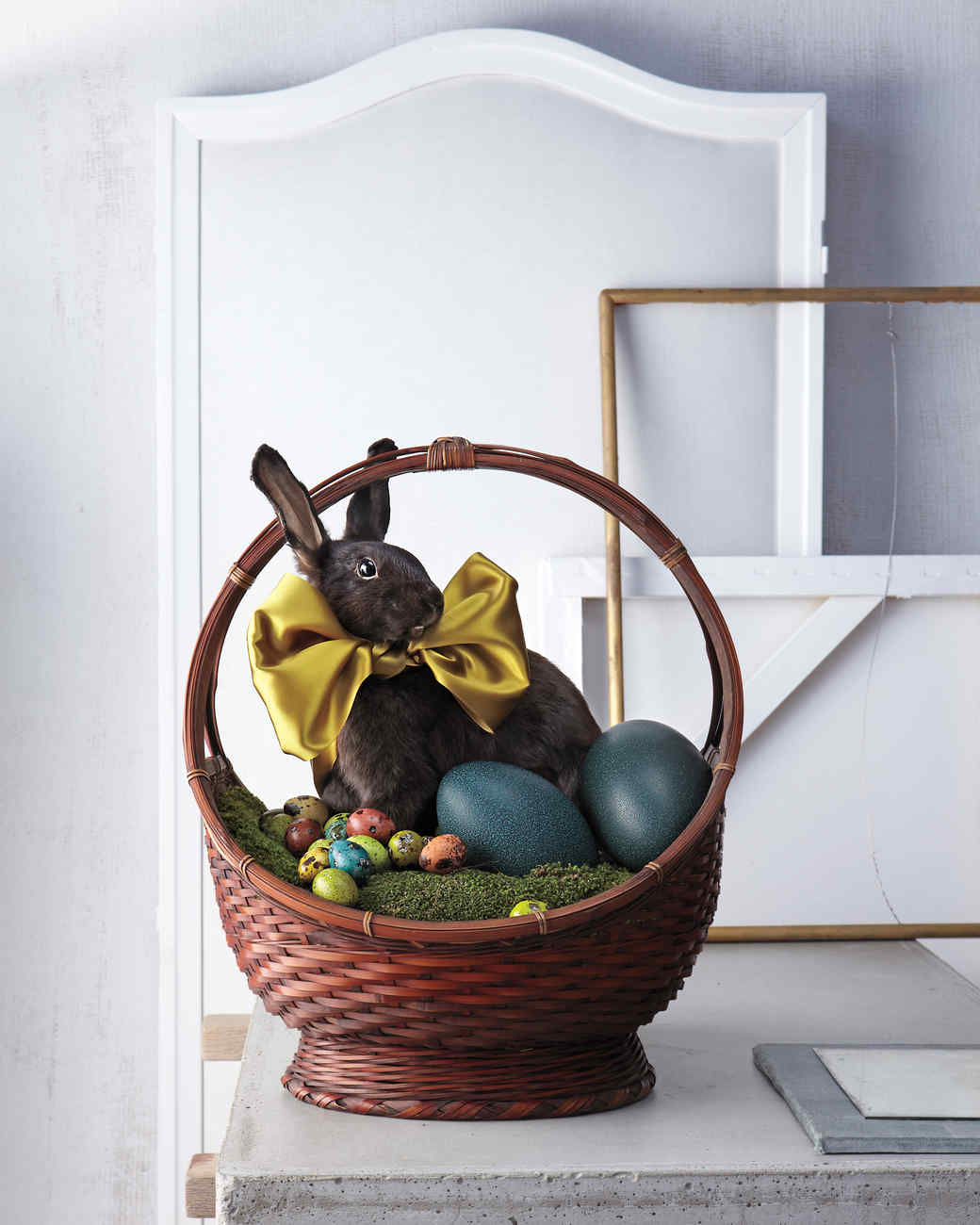 Martha\'s Stunning Easter-Basket Creations | Martha Stewart