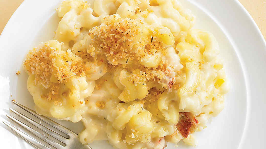 lobster mac and cheese recipe the chew
