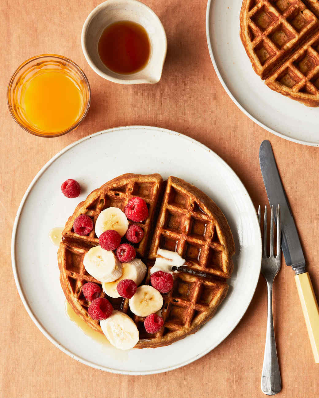 20 Waffle Recipes That Will Get Anyone Out Of Bed Martha Stewart