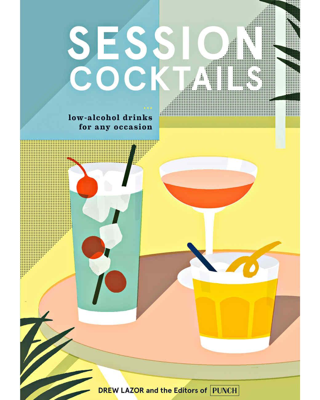 summer cookbooks session cocktails