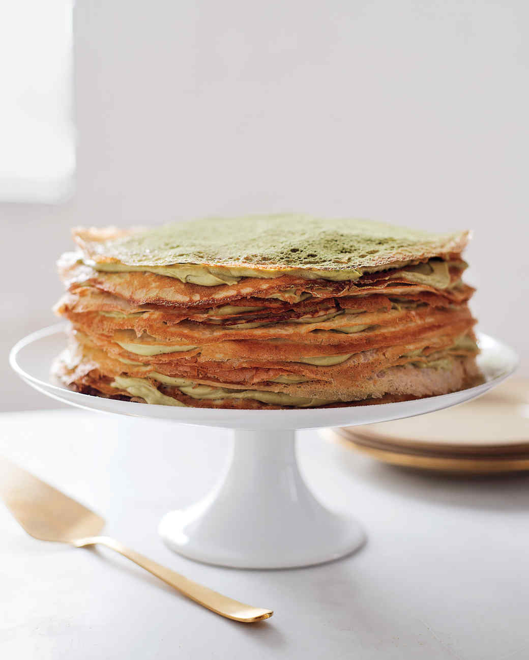 Martha Stewart Chocolate Crepe Cake