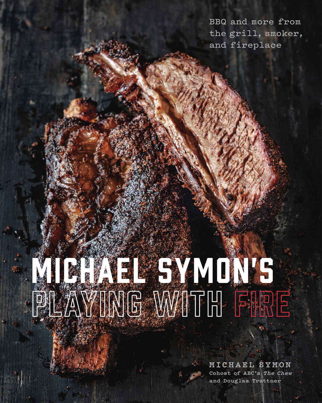 summer cookbooks playing with fire