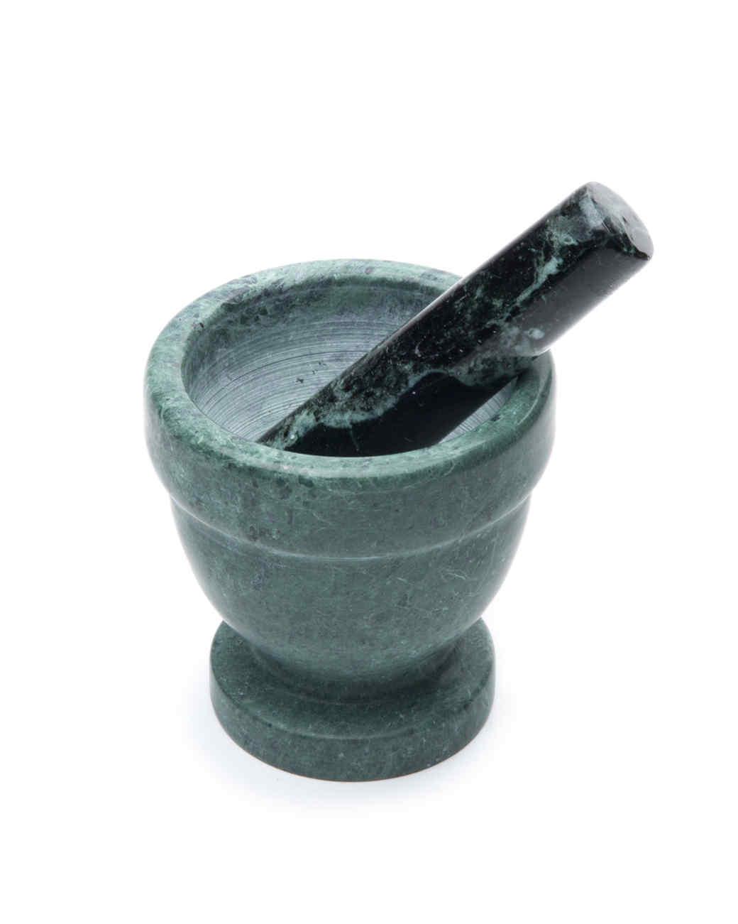 test kitchen gifts mortar pestle