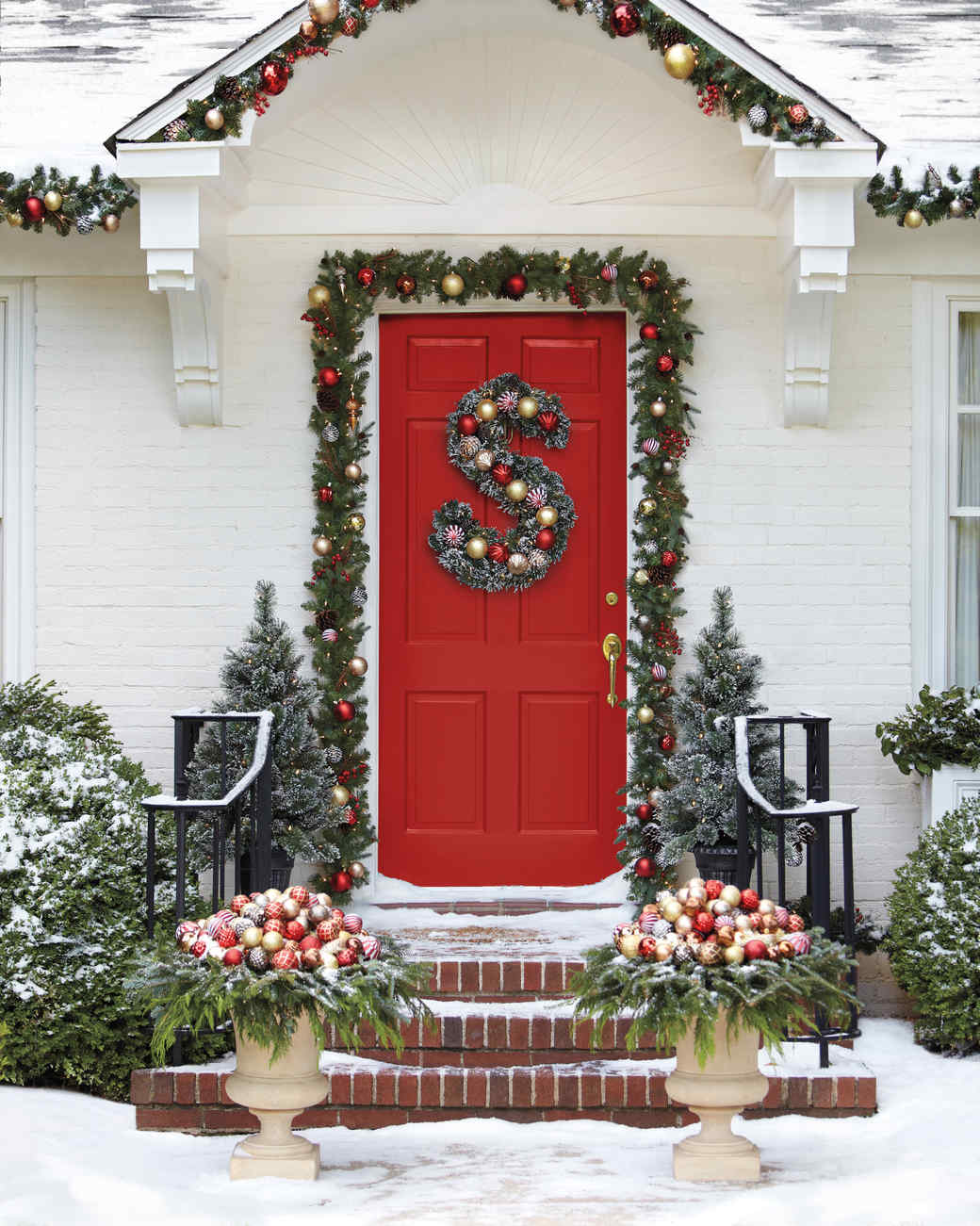 & 31 Days of Holiday Wreaths | Martha Stewart