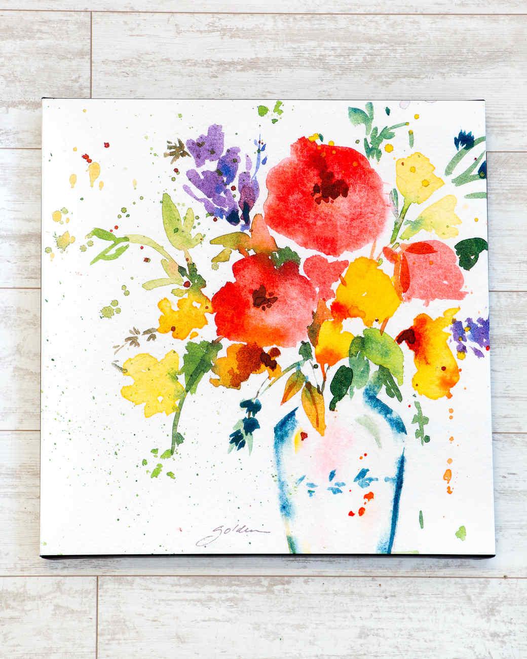 Genial 3d Floral Wall Art