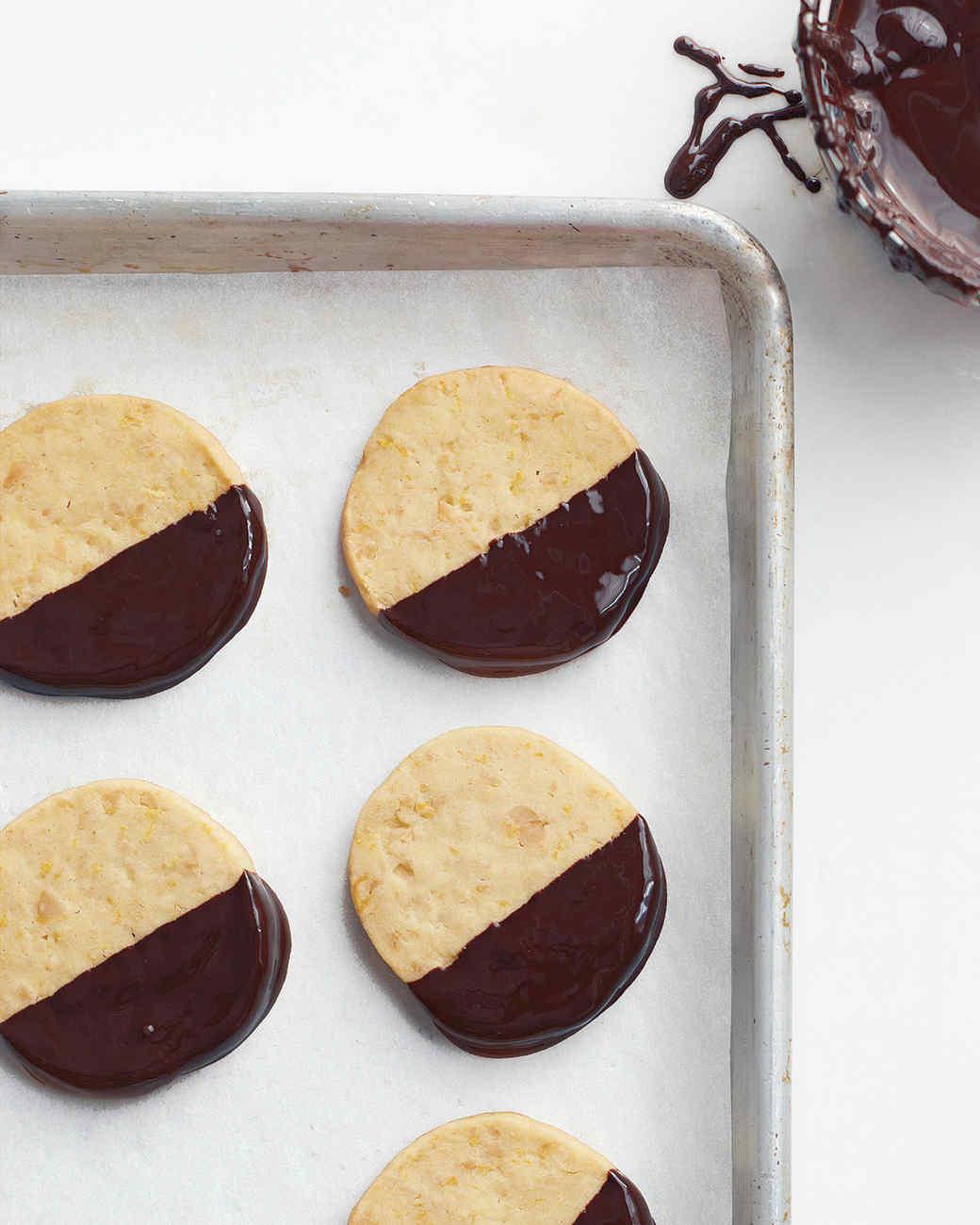 Icebox Cookie Recipes | Martha Stewart