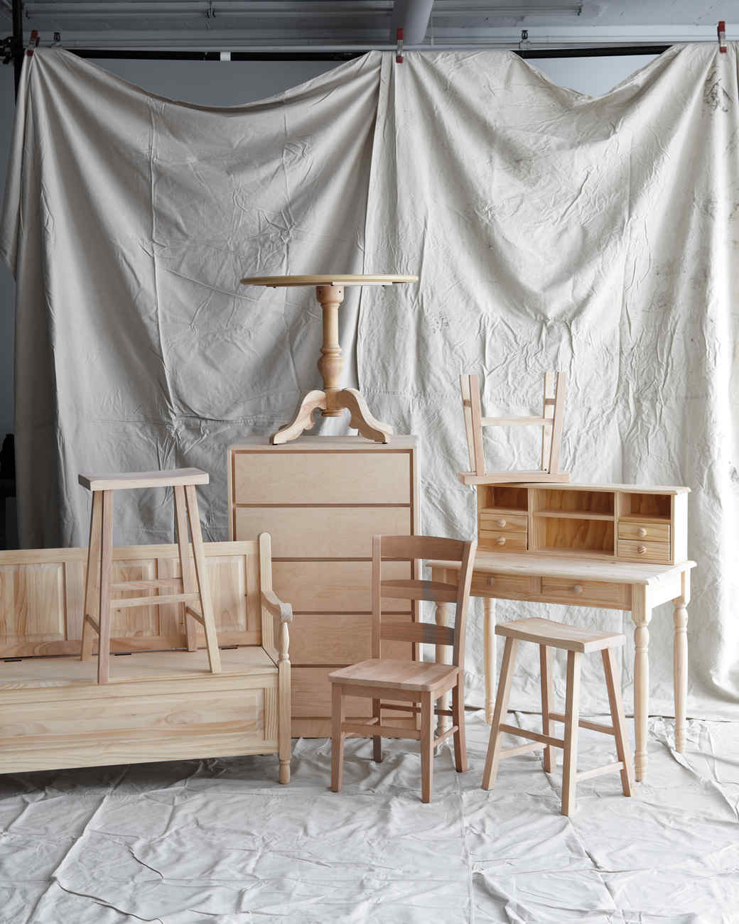 Attractive Raw Furniture #25 - Finishing Touches