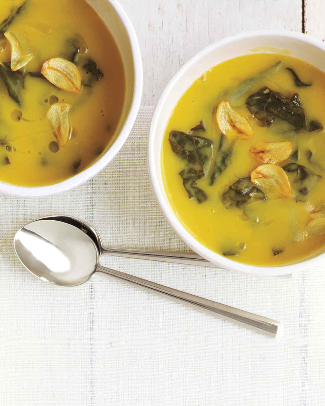 Cannellini and Kale Soup Recipe | Martha Stewart