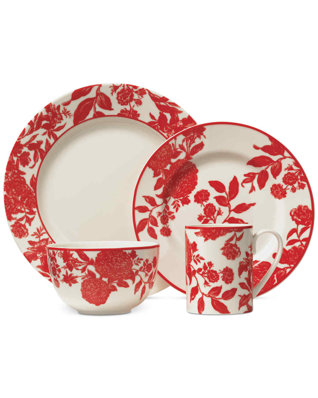 Porcelain Florals  sc 1 st  Martha Stewart & Set Your Holiday Table with the Martha Stewart Collection | Martha ...