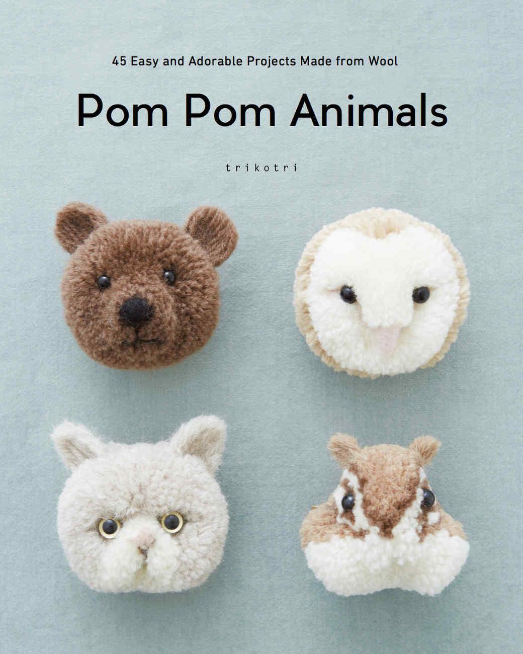 pom-pom animals