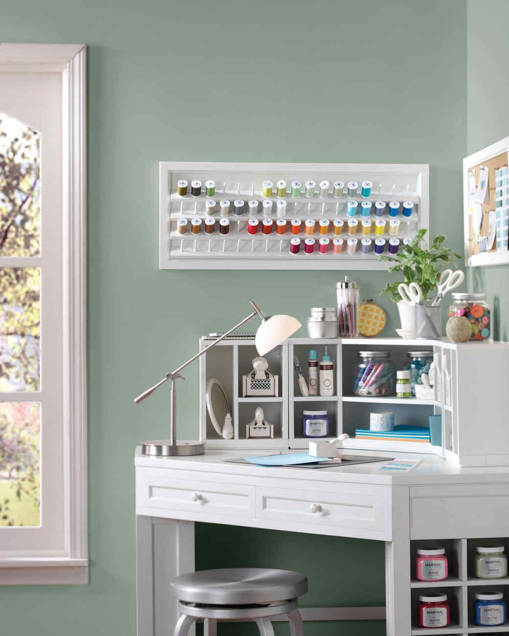 How To Design The Ultimate Craft Room