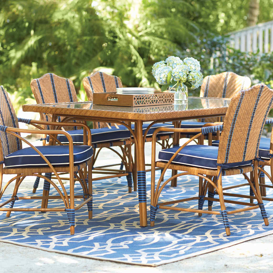 Bistro Chic Meets Function: Introducing the Oleander Outdoor Dining Set