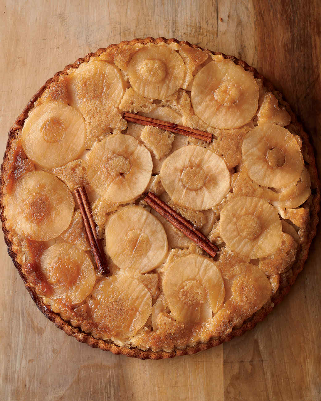Martha Stewart Apple Upside Down Cake