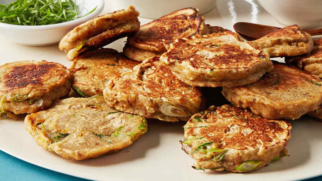 date pancakes