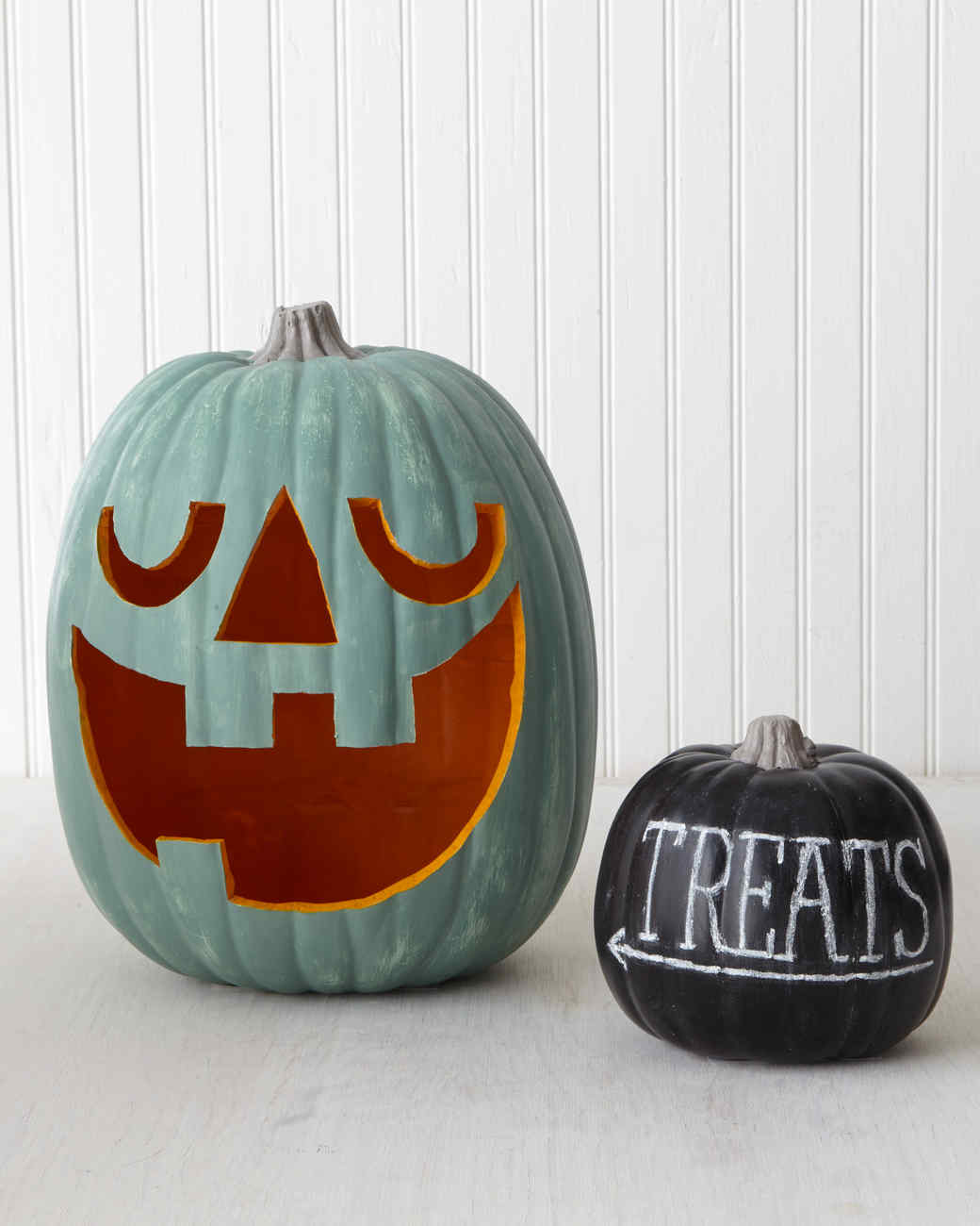 Halloween Painted Pumpkins Part - 49: Martha Stewart