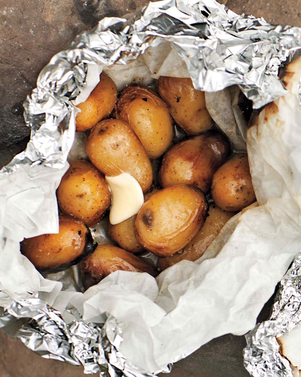 Maine arts camp recipes potatoes