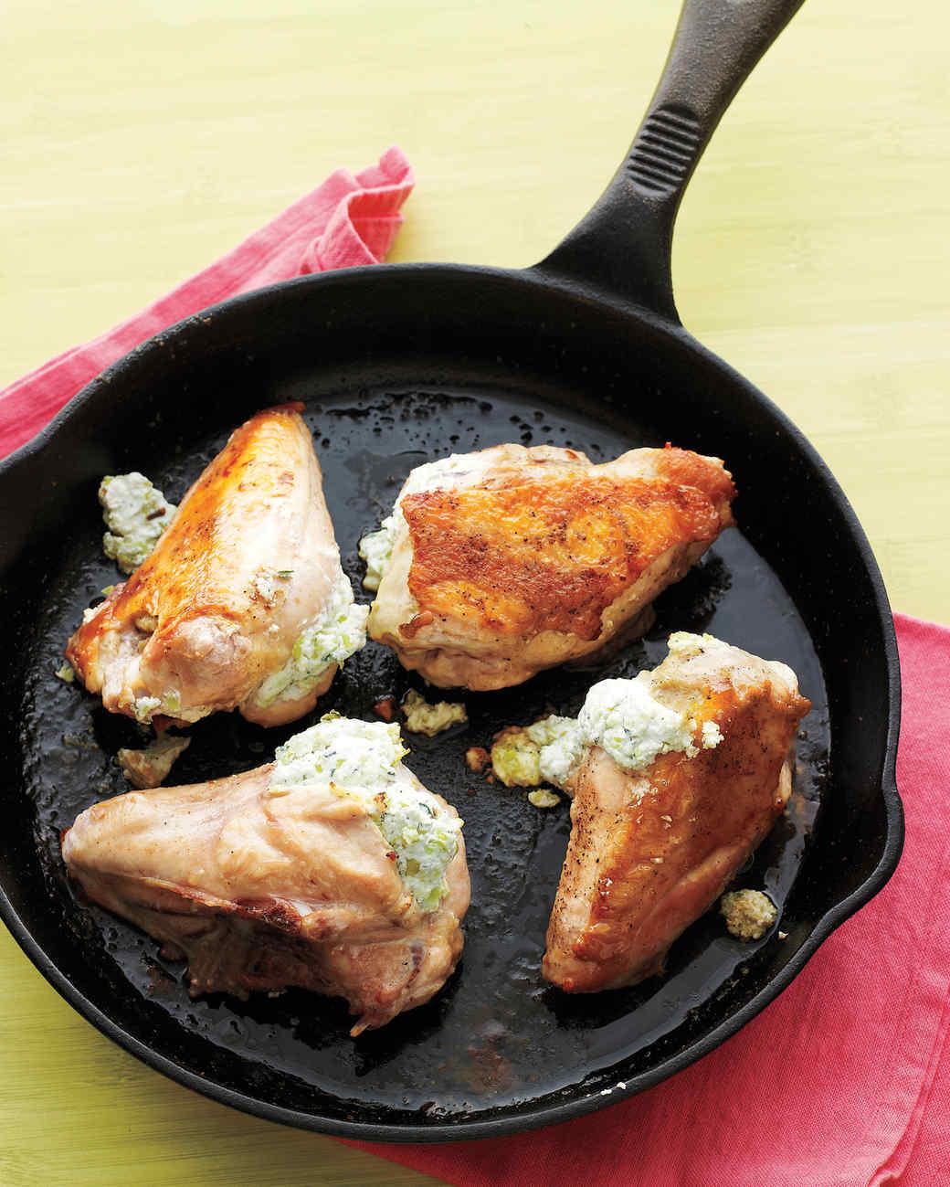 Split Chicken Breast Recipes | Martha Stewart