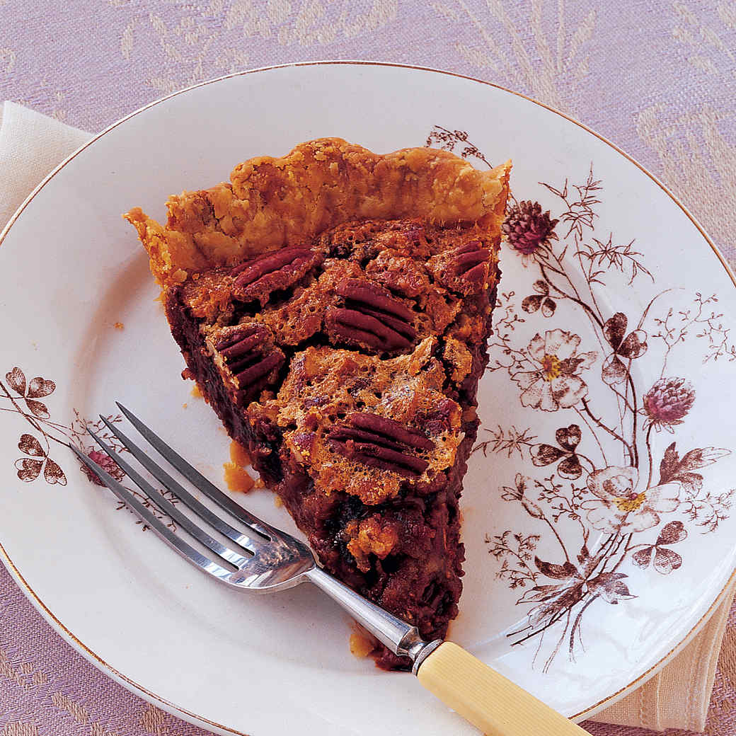 Chocolate Bourbon Pecan Pie forecast