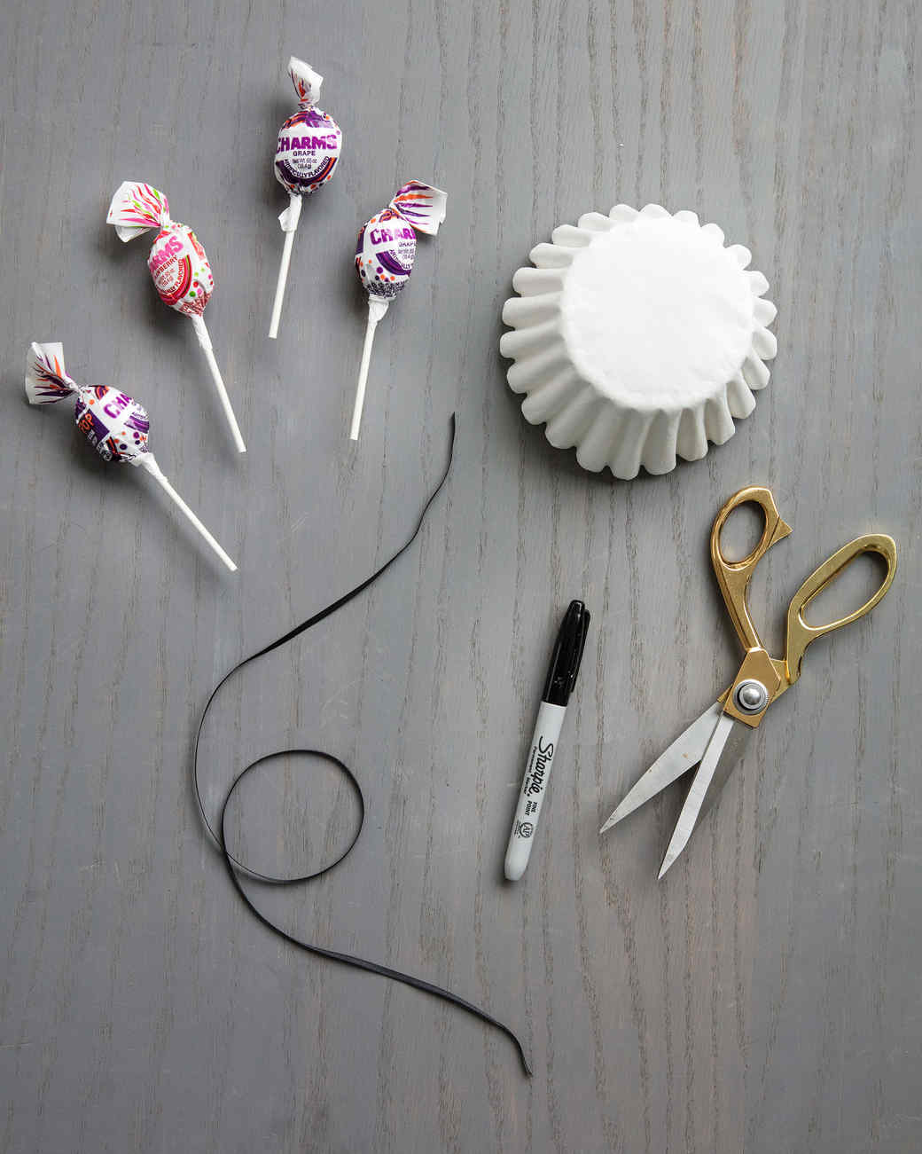 bootiful halloween ghost lollipop party favors materials