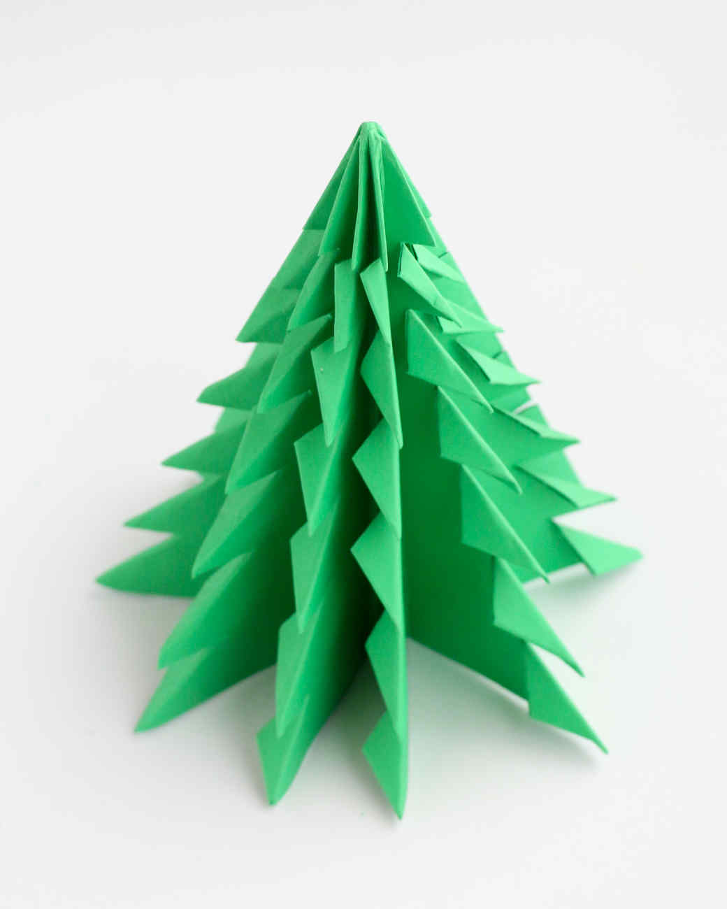 Origami Christmas Trees - photo#46