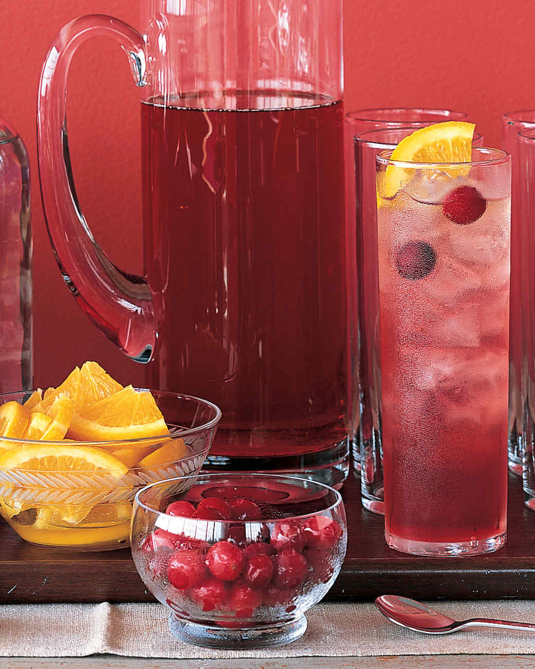 Mixology 101 classic cocktail recipes martha stewart for Cranberry bitters cocktail recipe