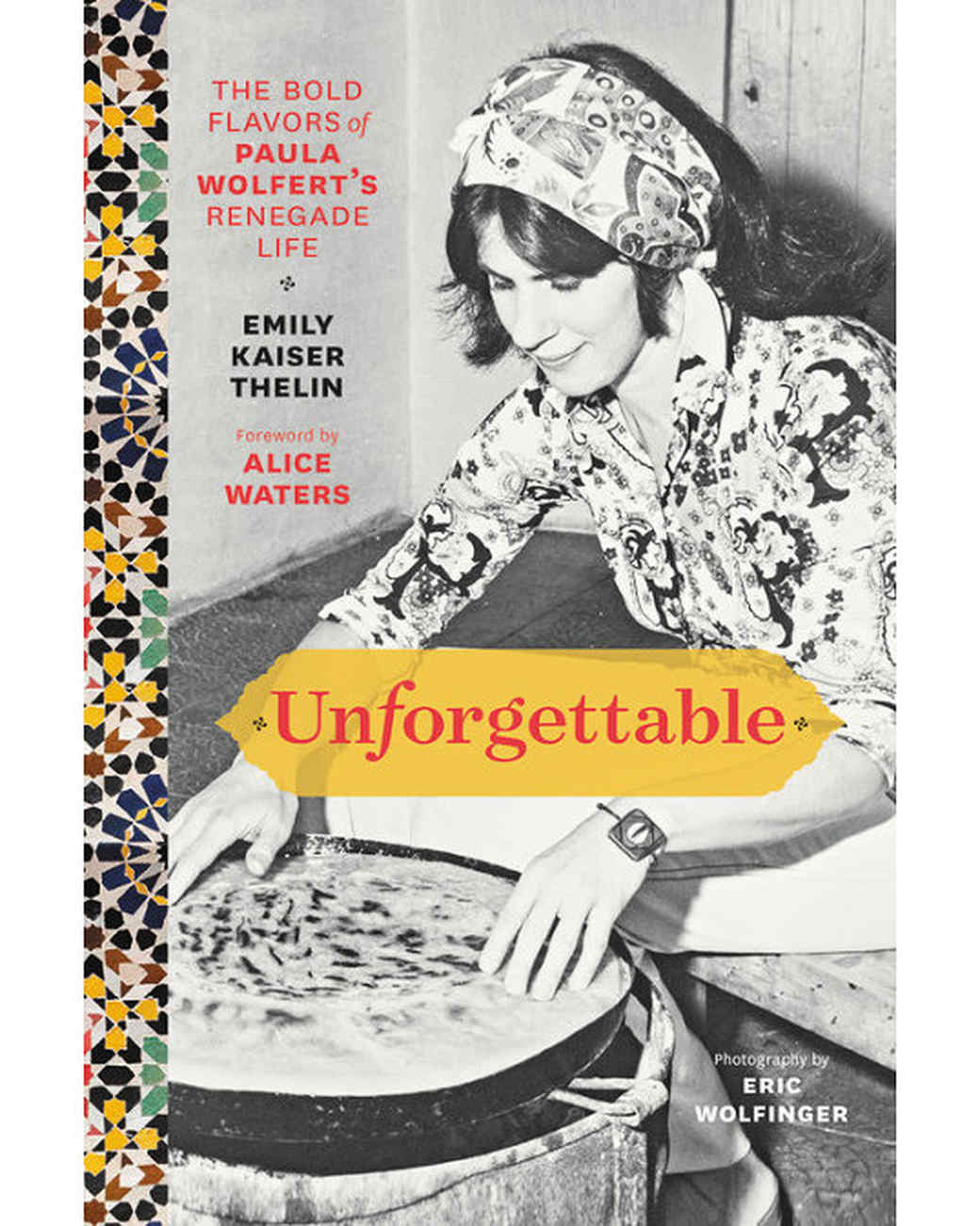 unfortettable cookbook
