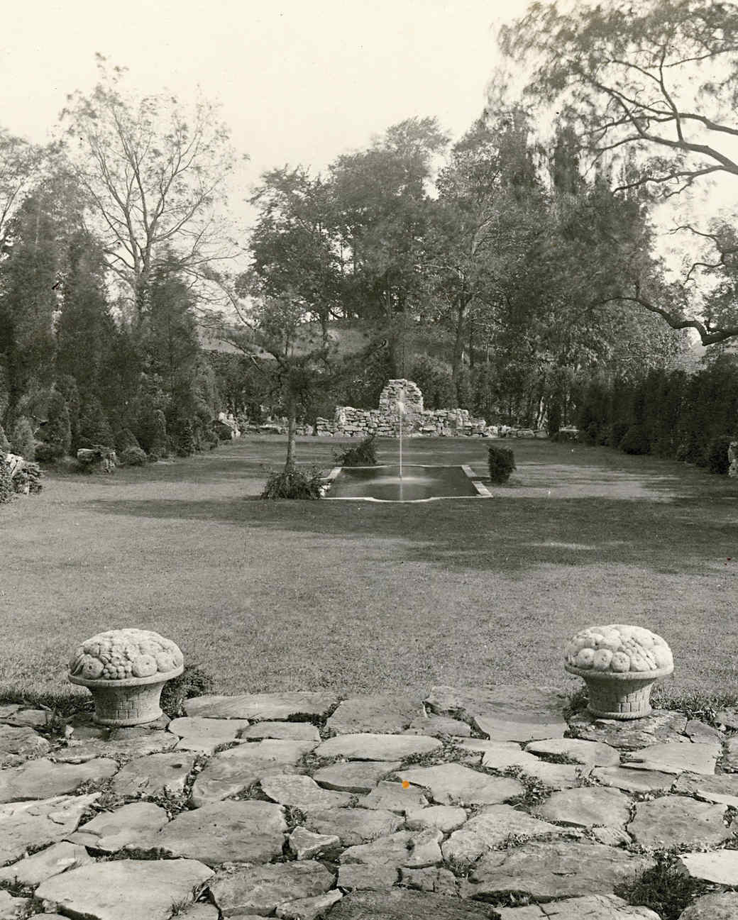 Before and After: A Breathtaking Garden That's Rooted in History