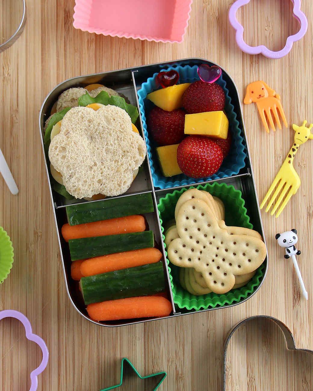 Kids' Bento Box Lunch