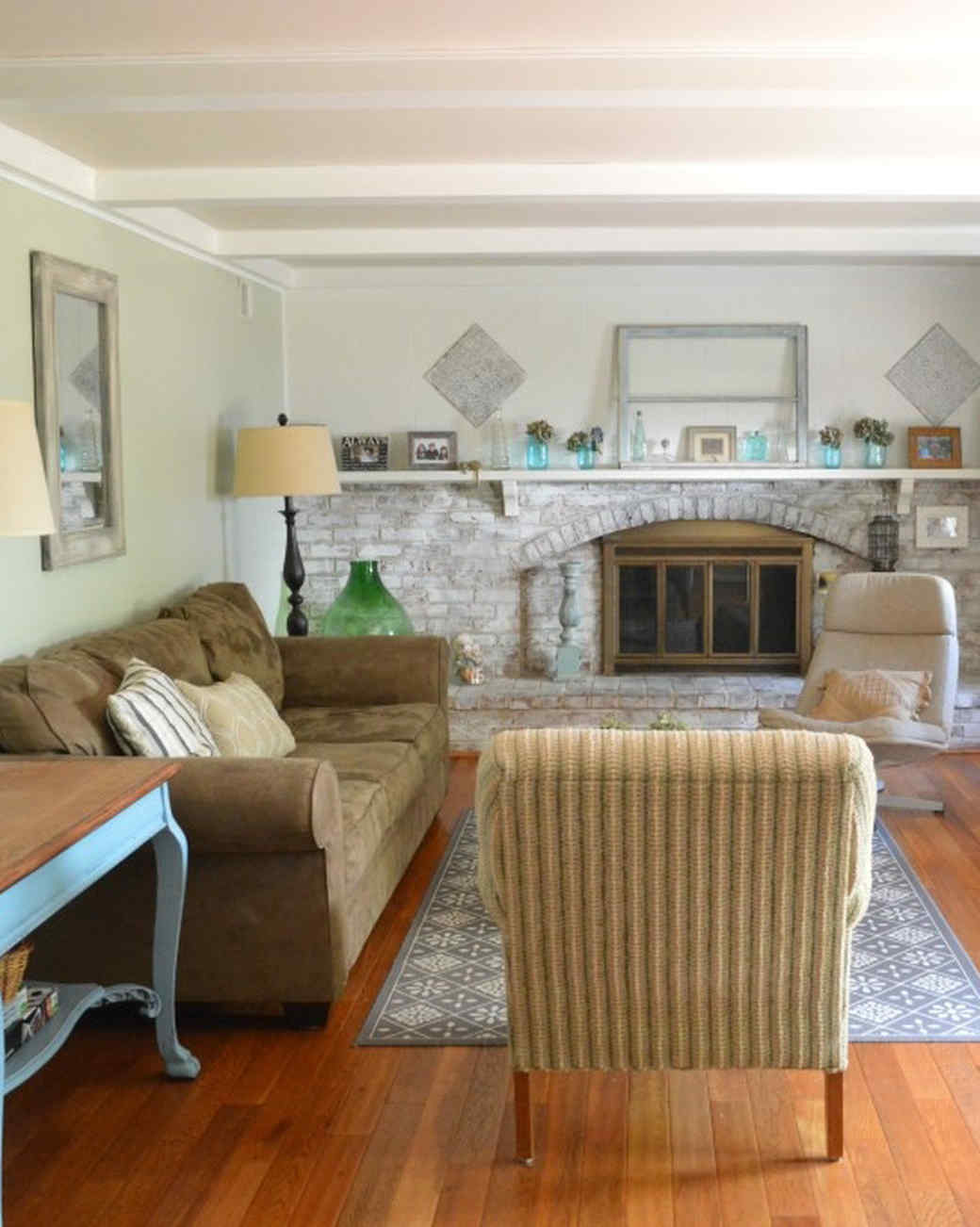 Lighten Up, Living Room! See This De Light Ful Transformation Part 90