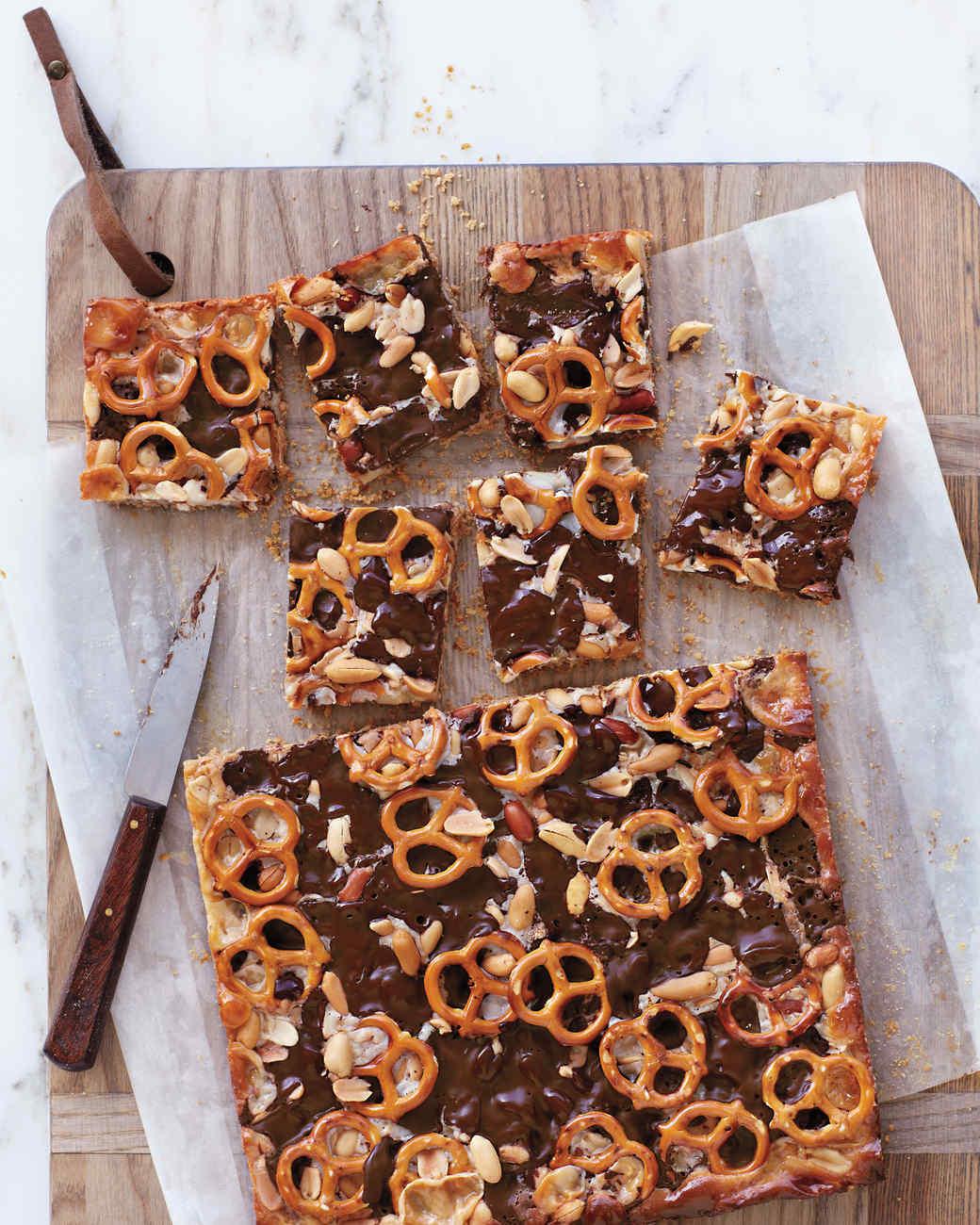 Sweet and Salty Dessert Recipes | Martha Stewart