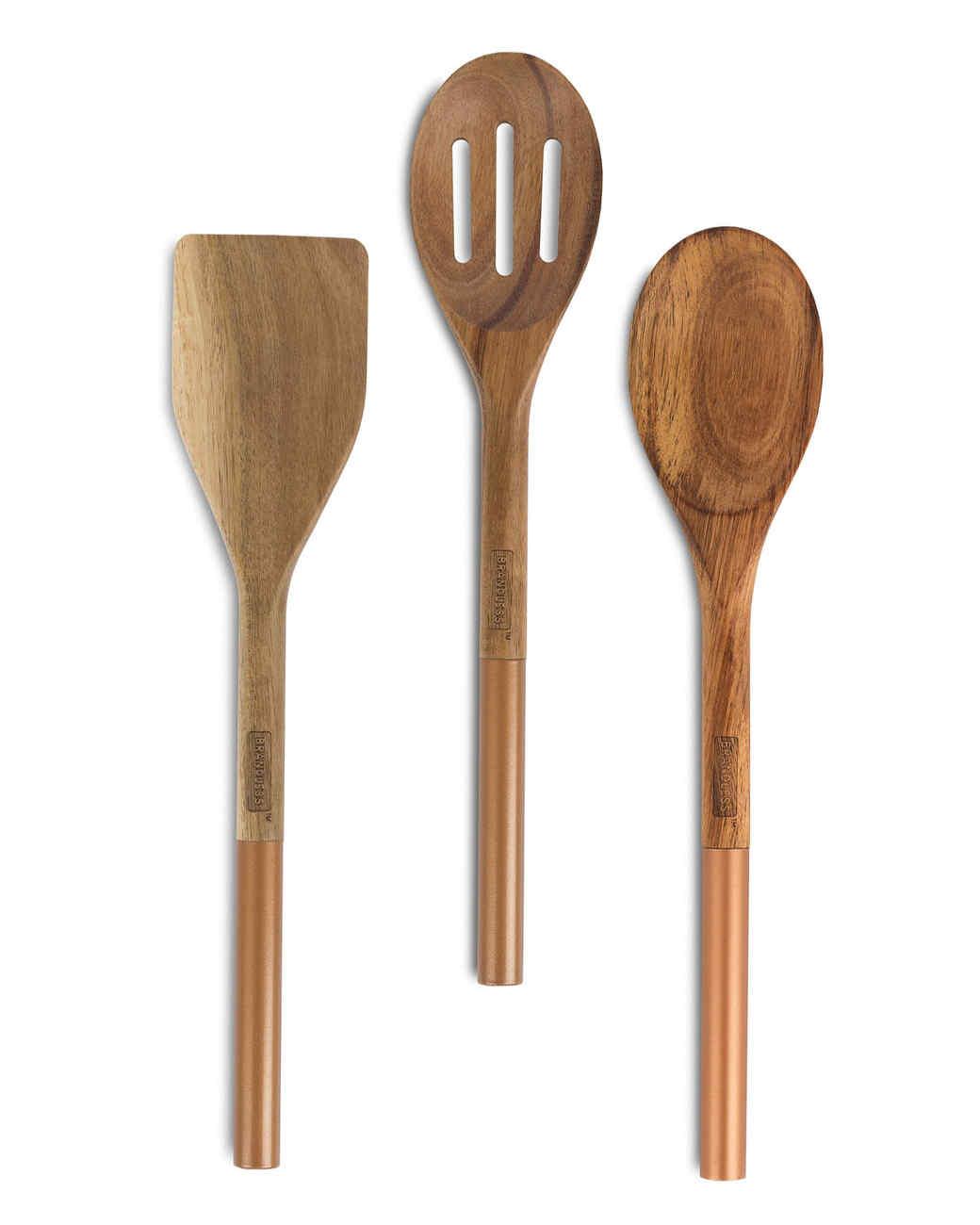 brandless wooden spoons