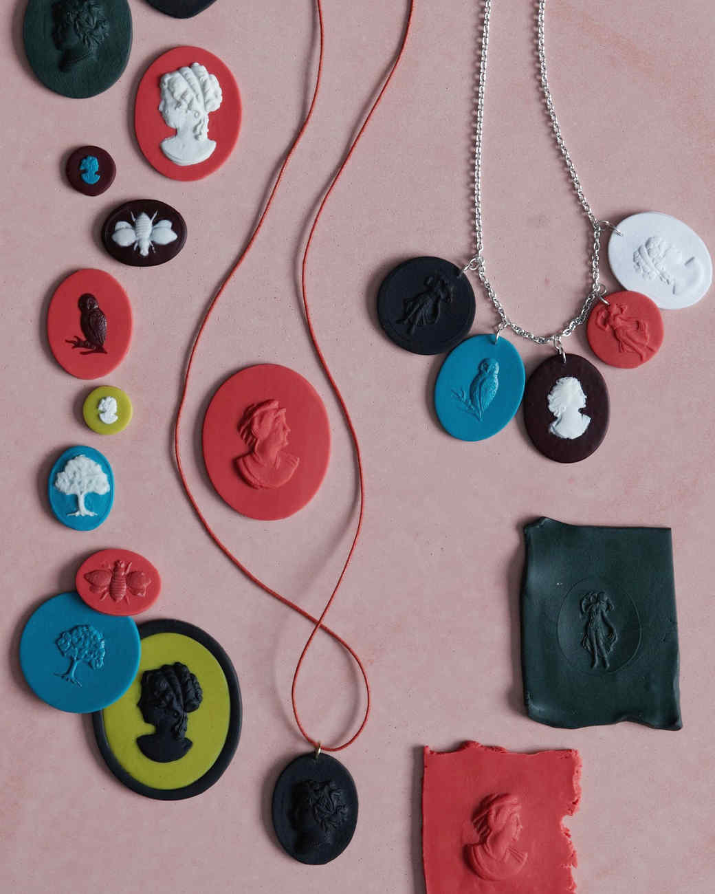 Good Impressions: Creating Two-Tone Charms