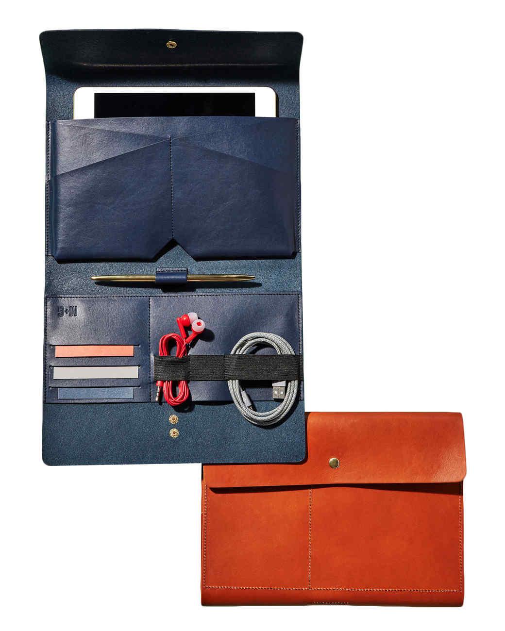 皮革科技信封