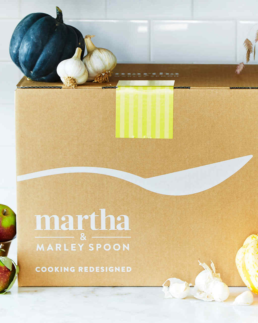 marley spoon thanksgiving meal kit