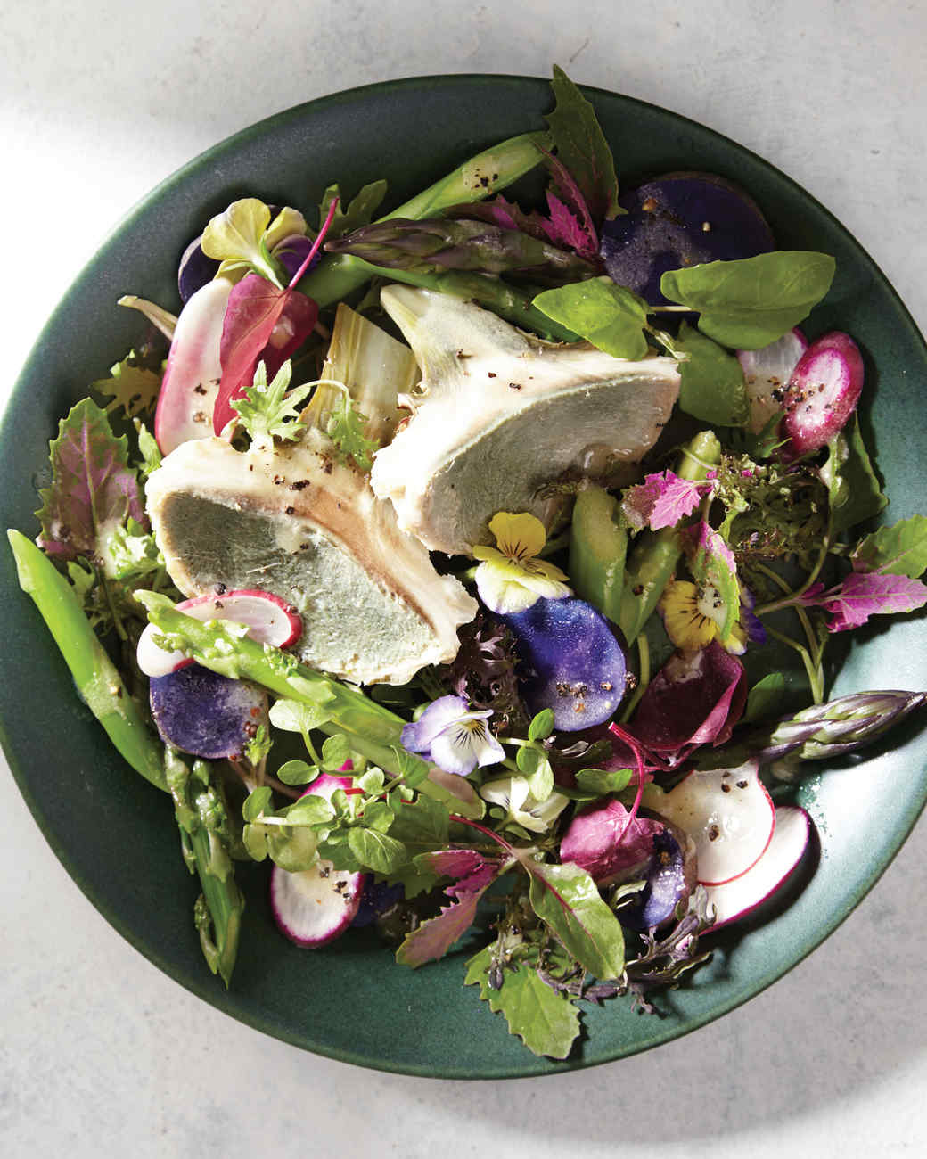 So Very Spring: Artichoke and Asparagus Recipes | Martha ...